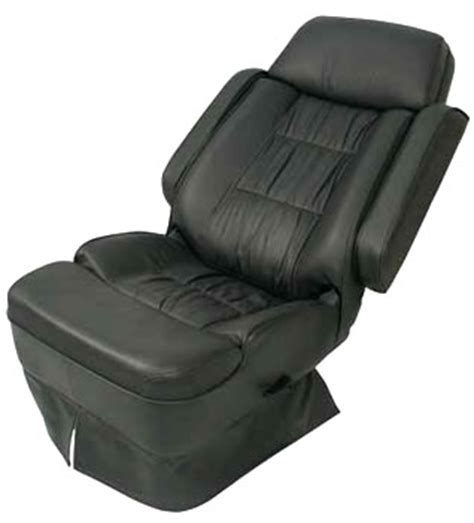 Rv Captains Chairs With Integrated Seat Belts by Rv Furniture Seats Custom Motorhome Leather Seat Anza B