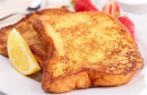 toast for one light french toast recipe sparkrecipes