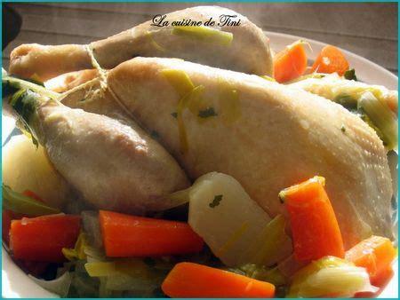 recette cuisine basque poule au pot simplissime la cuisine facile de tini
