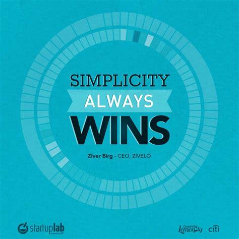 Simplicity Always Wins | BusinessCollective