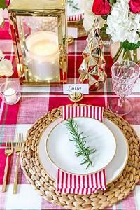 Festive, Christmas, Table, Decorations