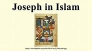 Joseph in Islam - YouTube