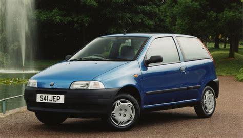 Fiat Punto Hatchback (1994 - 1999) Photos