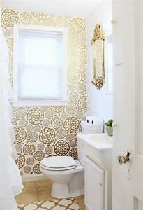 Décoration D Une Petite Salle De Bain : 1001 id es pour l 39 am nagement d 39 une petite salle de bain ~ Zukunftsfamilie.com Idées de Décoration