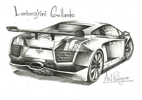 Drawings, Lamborghini Gallardo, Page 6475, Art By Artists