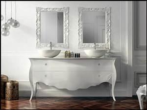 le retro baroque masalledebaincom With meuble baroque salle de bain
