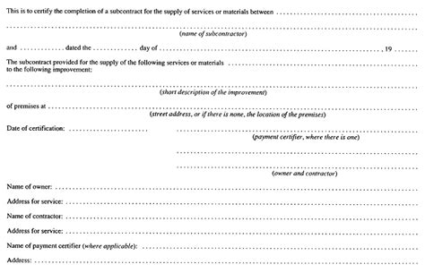 certificate of substantial completion ontario form law document english view ontario ca