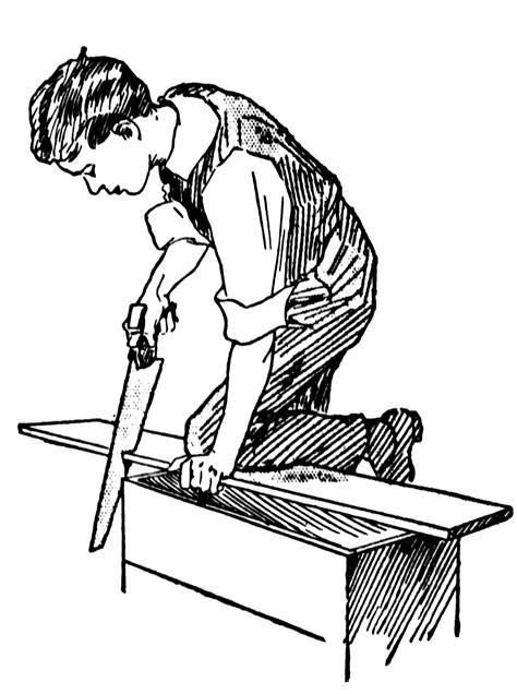 carpenter clipart