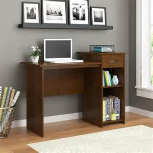 mainstays student desk in multiple finishes walmart com