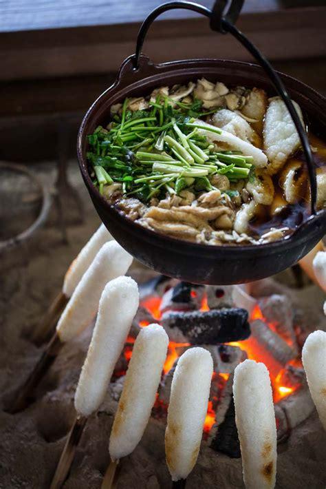 miso glazed grilled rice sticks miso kiritanpo recipe