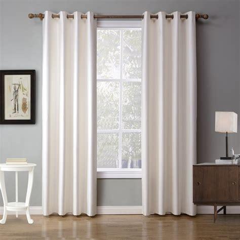 xyzls european solid white curtains shade blackout curtain