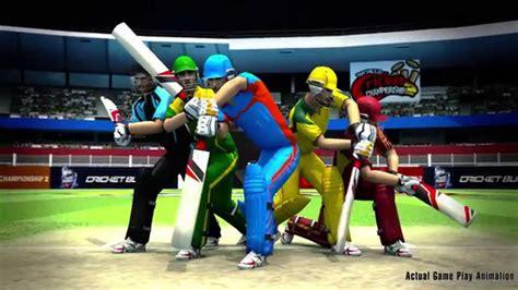 world cricket chionship 2 trailer