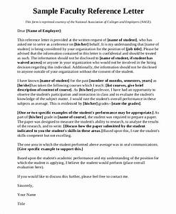 Letter Of Recommendation For College Admission Template Free 9 Letters Of Reference Samples In Pdf Ms Word