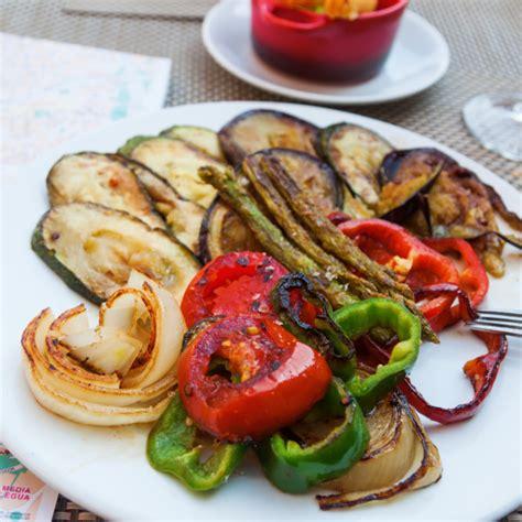 recette tomates aubergine courgettes  poivron cuits