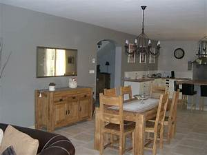 meuble de salle a manger design pour deco cuisine idee With deco cuisine pour meuble