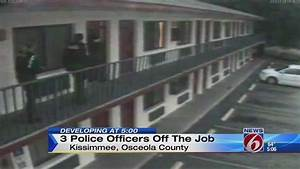 Three Kissimmee police officers suspended
