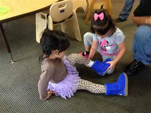 Helping Children Dress Independently