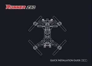 Walkera Runner 250 Racing Drone Installation Guide