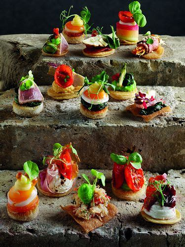 25 best ideas about canapes ideas on tapas