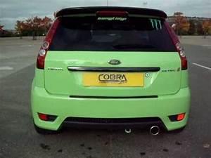 Ford Fiesta Mk6 : ford fiesta zetec s mk6 performance exhaust by cobra sport ~ Dallasstarsshop.com Idées de Décoration