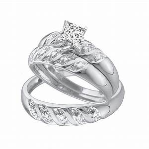cheap wedding rings sets for his and her wedding ideas With his and her wedding rings sets cheap