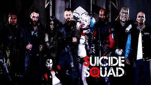 Suicide, Squad, Wallpapers