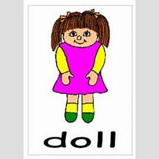 Doll  Esl Worksheet By Noelica