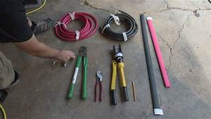 How To Make 4  0 Battery Cables