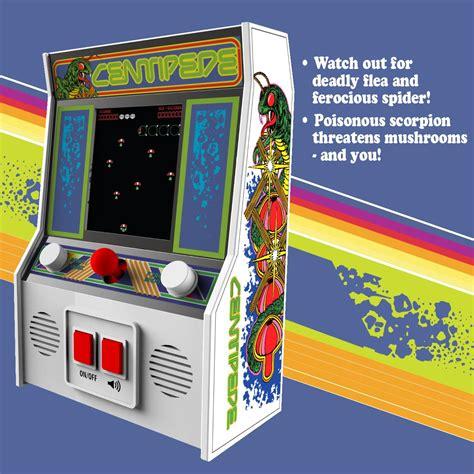 Centipede Mini Arcade Game Handheld Games Amazon Canada