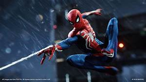 Marvel's Spider-Man E3 2018 Gameplay Showcases Rhino ...