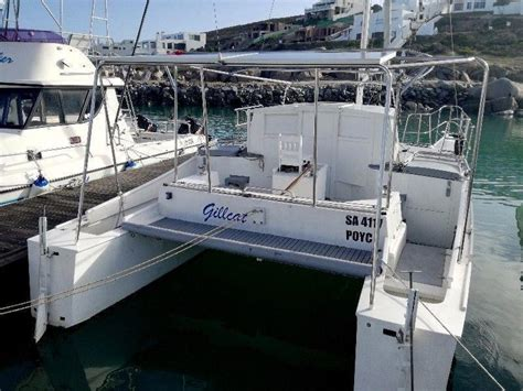Catamaran For Sale Power by Power Catamarans For Sale Brick7 Boats