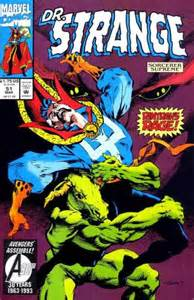Doctor Strange (1988) Covers #5099