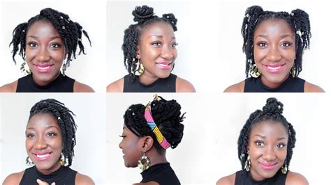 ways to style thin hair 7 ways to style twists how to style twist 1334