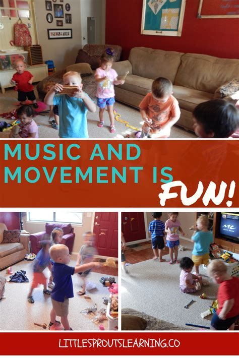 Our videos are packed with a weeks worth of lessons for your child! Music and Movement is FUN! - Little Sprouts Learning