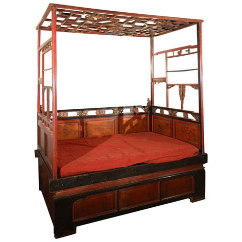 Chinese Opium Bed At 1stdibs