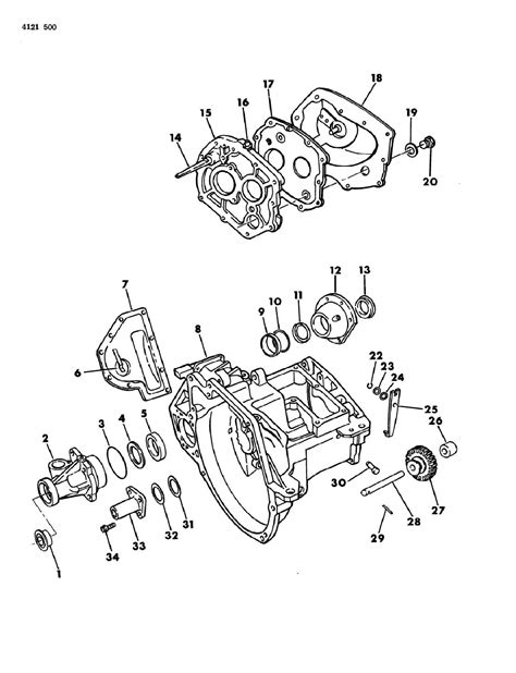 Plymouth Transmission Diagram by O Ring Transmission Seal Dodge Plymouth 84 00 Genuine