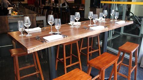 The Bar Table by Bar Table