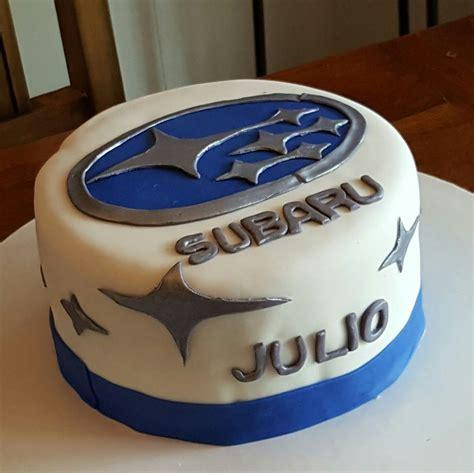 Happy Birthday Subaru by Subaru Cake Cakes In 2019 Cake Birthday Cake Cake