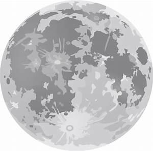 Full Moon Clip Art at Clker.com - vector clip art online ...