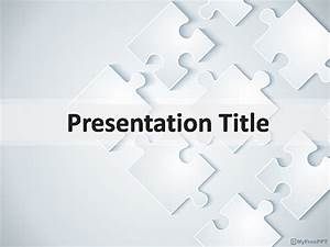 Free Puzzle Pieces PowerPoint Templates - MyFreePPT.com