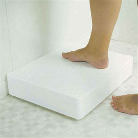 Shower Step Stool by Adjustable Step Stool Vat Exempt Nrs Healthcare