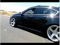 Vossen CV3 on Acura TL YouTube
