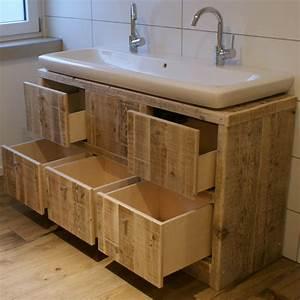 Möbel Für Aufsatzwaschbecken : bauholz unterschr nke f r aufsatz waschbecken timber classics ~ Markanthonyermac.com Haus und Dekorationen