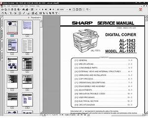 Canon Copier Service Manual With Circuit Diagram