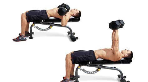 flat bench press 5 best chest workout variations for awesome pecs