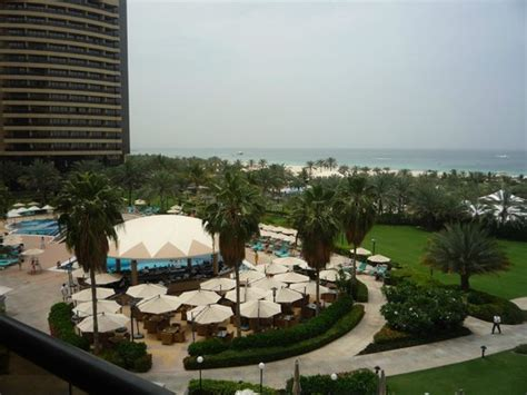 view from brasserie picture of le royal meridien resort spa dubai tripadvisor