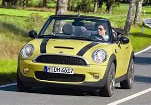 Longueur Mini Cooper : fiche technique mini mini cabriolet 175 cooper s 2009 ~ Maxctalentgroup.com Avis de Voitures