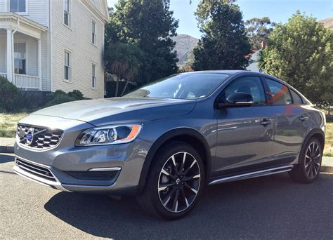 2016 Volvo S60 T5 Awd by Drive Review 2016 Volvo S60 Cross Country
