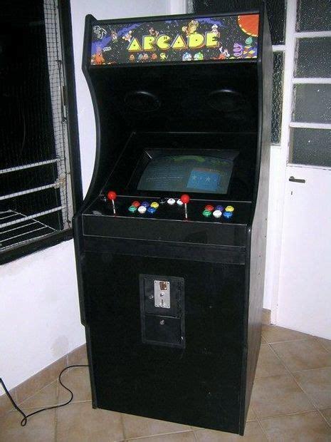 arcade cabinet plans tankstick arcade cabinet