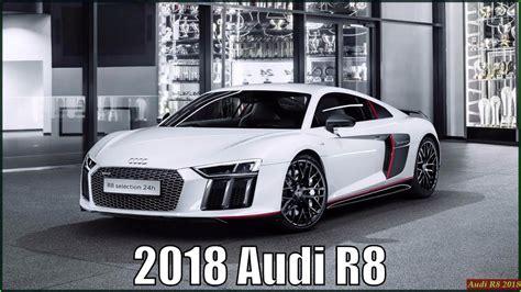 audi r8 2018 audi r8 2018 new 2018 audi r8 v10 audi sport edition exterior interior